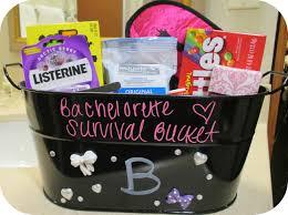 bachelorettebucket basket contents