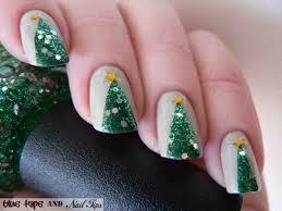 Easy Christmas Tree Nails   cheminee.website