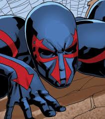 Spider-Man 2099 (Miguel O'Hara) Powers, Enemies, & History   Marvel