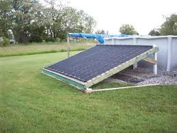 best diy pool heater solar
