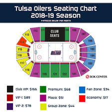 Bok Center Tulsa Oilers Seating Chart Bok Center Tulsa Oilers Seating Chart Wallseat Co