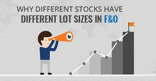 Commodity Lot Size Chart Why Different Stocks Have Different Lot Sizes In F O Angel