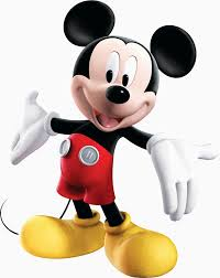 Mickey Mouse figure free image download