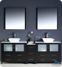 60 vanity top double sink. vanities: double sink vanity with makeup area top 60 inch n