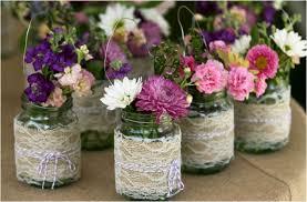 Decorations Using Mason Jars 100 Thrifty Mason Jar Centerpieces That Look Simply Amazing Ritely 11