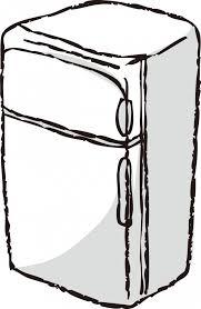 冷蔵庫 無料イラスト素材素材ラボ