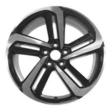 2018 honda accord sport black rims. New 19 Replacement Rim For Honda Accord Sport 2018 Wheel