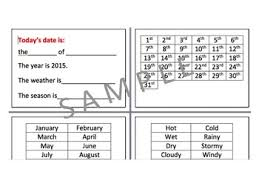 Day Date Weather Chart Date Day And Weather Chart