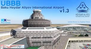 Scenery Upgrade Ubbb Baku And City Xp V1 3 By Drzewiecki