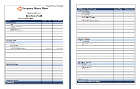 financial report template word 10 financial report templates free word templates