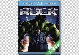 hulk blu ray disc hollywood dvd film