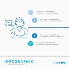 Faq Assistance Call Consultation Help Business Flow Chart De