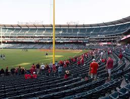 Angel Stadium Of Anaheim Section 103 Seat Views Seatgeek