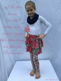 Peek A Boo Patterns Custom Lollipop Leggings All The Skirts PeekABoo Patterns Shop The
