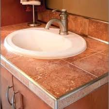 countertop tile edge ideas marble pieces