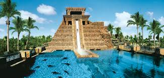 Wonderful Underwater Water Slide Mayantemplesharklagoon Mayantemplelagoon Sharks Wateradventures Sharkadventures In Simple Design