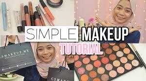 simple makeup tutorial step by step