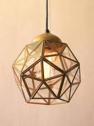 gold pendant light gold glass geometric medium pendant light rose gold pendant lights australia