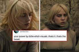 Billie Eilish Your Power Best Tweet Reactions