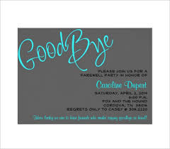 printable goodbye cards farewell card template 18 free printable sample example format