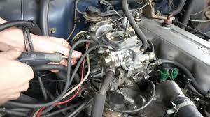 22r How to Adjust Aisin Carburetor (Throttle & Fuel Adjustment ...