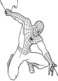 Disegni Gratis Da Colorare Spiderman Spiderman Da Colorare E