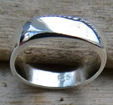 Chunky Ring Size P 8