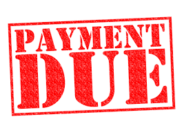 Overdue Account Self Assessment Reminder Second Payment On Account Deadline