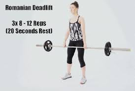 deadlift form gif image result for romanian barbell deadlift gif fitgifs pinterest