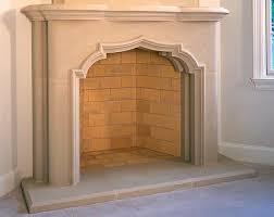 avalon cast stone fireplace mantel