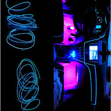 How To Install Lights In Car Interior Jurus 1meter Atmosphere Lamp Flexible Lights Led Car