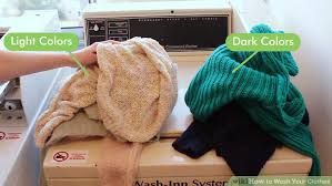 How To Wash Your Clothes 12 Steps With Pictures  WikiHowHow To Wash Colors In Washing Machine