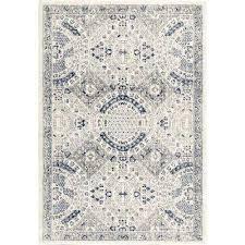 vintage minta blue 8 ft x 10 ft area rug