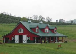 Small Picture house that looks like red barn images At Home in the High