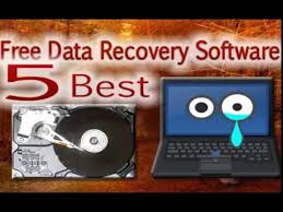 5 best free data recovery software for