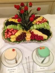 How To Decorate Fruit Tray 100 best Baby Shower Fruit Tray Ideas images on Pinterest Fruit 34