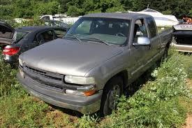 Stock# B174ROEK USED 2000 Chevrolet Silverado 1500