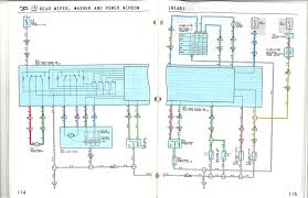 horn wiring diagram 2006 toyota 4 runner wiring diagram rear window problems on 1990 4runner yotatech forums