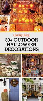 Halloween Decorations 35 Best Outdoor Halloween Decoration Ideas Easy Halloween Yard