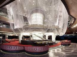 image of excellent chandelier bar las vegas