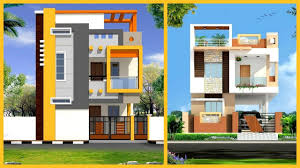 Building Elevation Designs For Double Floor Two Floor House Two Floor House Elevation Design Two Storey House Design In India Plan N Design