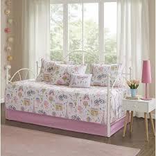 mi zone kids 6 piece daybed set in pink