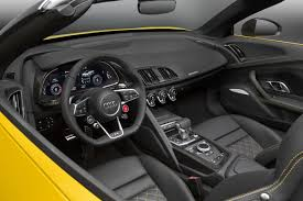 audi r8 spyder interior.  Spyder Interior Audi R8 Spyder Throughout Interior 8
