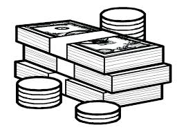 Money Coloring Pages For Preschoolers Coloring Pages Of Money