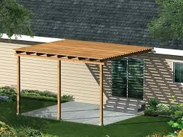 solid roof patio cover plans. Wooden Patio Roof Ideas Free Standing Cover Designs For Wonderful Plans . Solid
