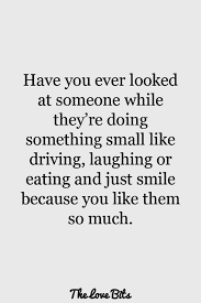 Quotes on smile 100 Cute Love Quotes That Will Make You Smile TheLoveBits 43