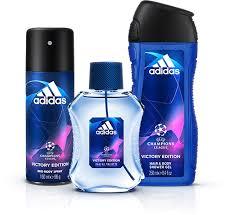 UEFA Champions League - adidas Bodycare