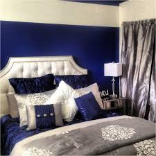 Light Blue and Silver Bedroom Lovely Royal Blue Silver White Grey
