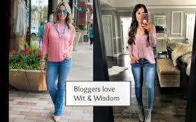 Wit And Wisdom Jeans Size Chart Brand To Watch Wit Wisdom Ilovejeans Com
