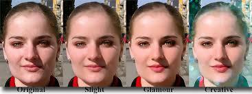 photoretouching photo makeup